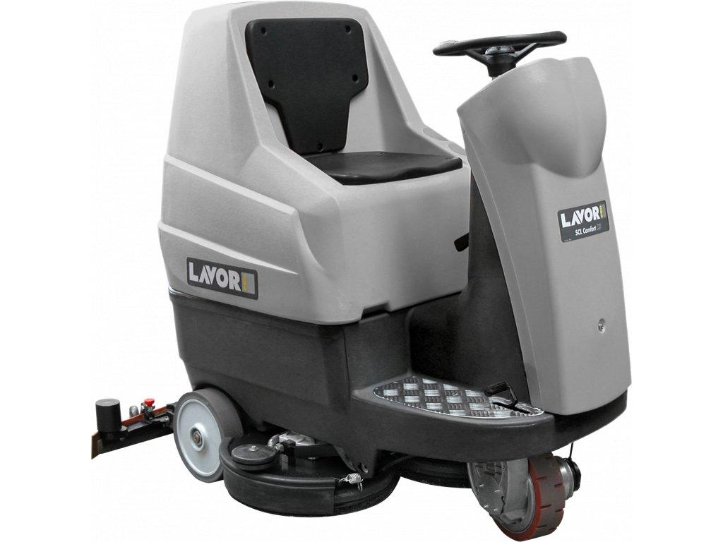 Lavor PRO - Podlahový mycí stroj se sedicí obsluhou COMFORT XS-R 85 ESSENTIAL