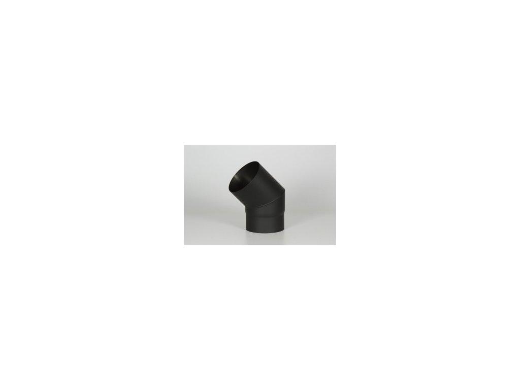 MORAFIS kouřovod - koleno Ø180mm/45°