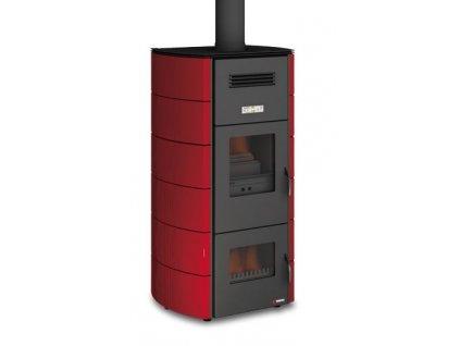 UNGARO 2 FIRE CLASSIC - Krbová kamna na dřevo a pelety s výměníkem
