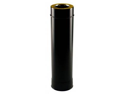 d9326435c77 Izolovaná roura 80 130 250 mm - kouřovod pro peletová kamna