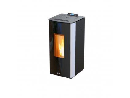 Kalor Alessia 14 idro - peletová kamna s teplovodním výměníkem - NOVOROČNÍ  SLEVA