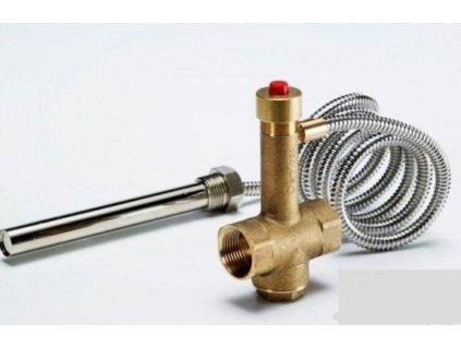 Verner snímač teploty akumulační nádrže