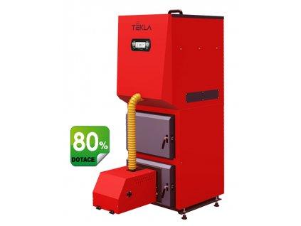 Tekla Draco Bio Compact 12 - Automatický kotel - KOTLÍKOVÁ DOTACE