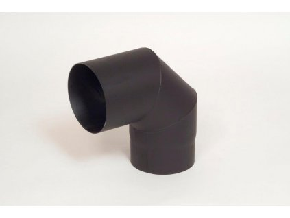 Kouřovod - koleno - pevné pr. 120 (90°)