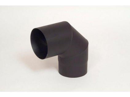 Kouřovod - koleno - pevné pr. 130 (90°)