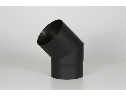Kouřovod - koleno - pevné pr. 150 (45°)