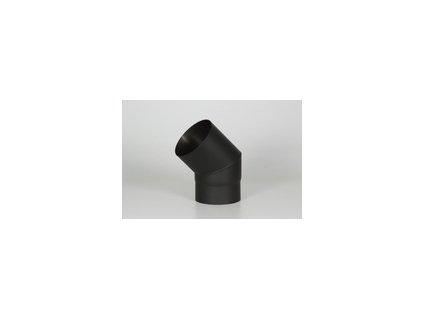 Kouřovod koleno 45°/130mm/2mm