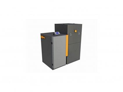 Benekov C 17 Exclusive - Automatický kombinovaný kotel na pelety a uhlí