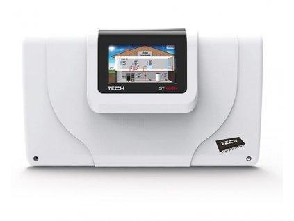TECH CS-409n - regulace pro 3 směšovací ventily