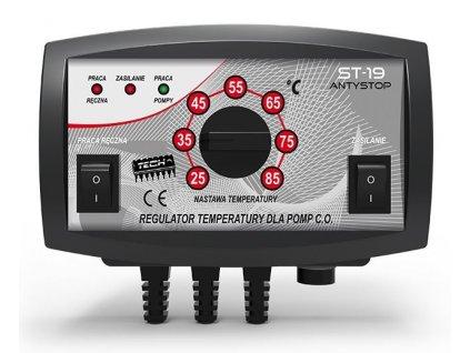 TECH CS-19 - regulace čerpadla