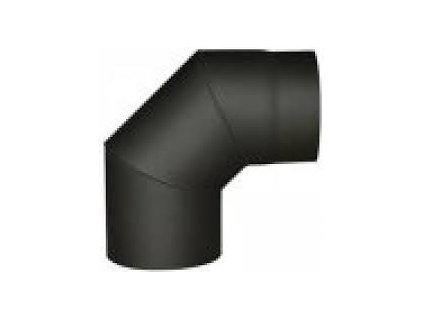 Kouřovody - koleno pro zadní vývod ke kamnům Haas+Sohn Treviso