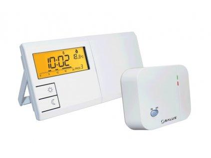 Salus 091FLRF - bezdrátový týdenní programovatelný termostat