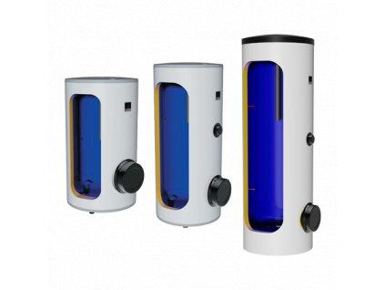 DRAŽICE Ohřívač vody OKCE S 160 (příruba 210 mm) - Elektrický boiler stacionární