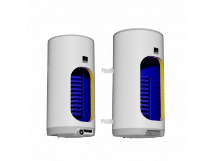 DRAŽICE Ohřívač vody OKC 100 l kombinovanýnástěnný svislý, model 2016 (Energetickátřída C)