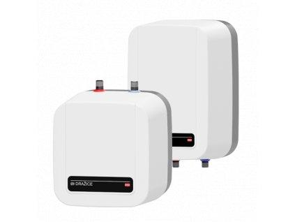 DRAŽICE Maloobjemový elektrický ohřívač vody beztlaký TO 15 IN