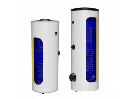DRAŽICE Solární zásobník teplé vody OKC 200 NTRR/SOL - stacionární