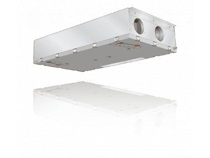 NIBE EAH 20-900 - rekuperační jednotka k tepelným čerpadlům, el. předehřev