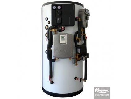 REGULUS LYRA 1000 DVS akumulační nádrž se solár. vým., jeden topný okruh, TV bez cirkulace
