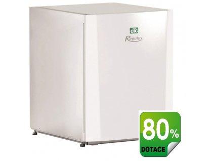 REGULUS EcoPart 408 - tepelné čerpadlo země-voda - KOTLÍKOVÁ DOTACE