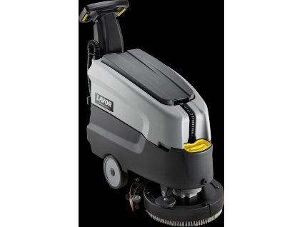 Lavor PRO - Podlahový mycí stroj s chodicí obsluhou DYNAMIC 45 B včetně baterií a nabíječky