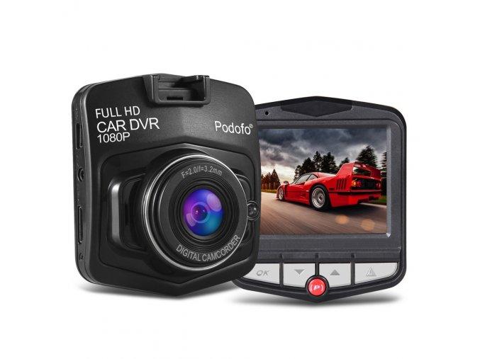 Auto DVR kamera Podofo A1 Mini Full HD 1080P