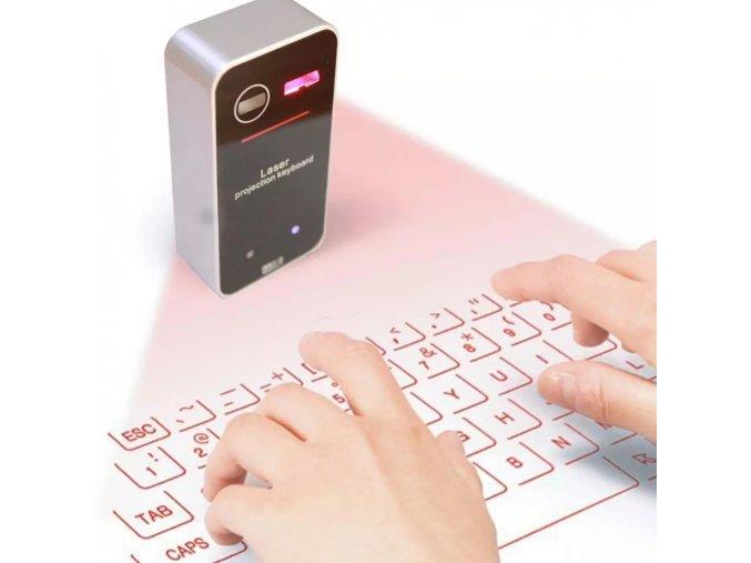 Virtuální klávesnice Bluetooth