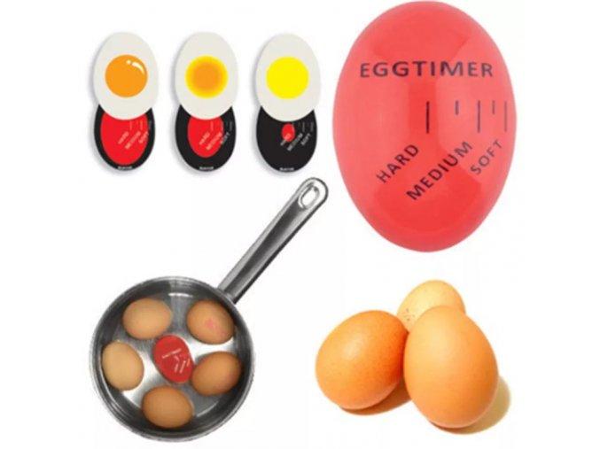 Časovač uvaření vejce