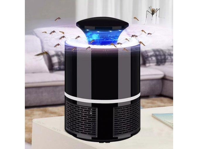 Elektronická lampa proti komárům USB