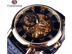 Mechanické hodinky Forsining