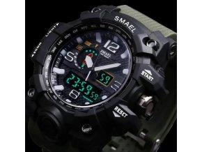 Pánské vojenské hodinky Smael