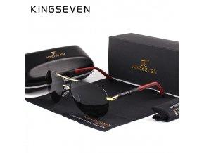 Sluneční brýle KINGSEVEN