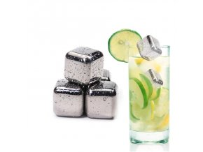Ledové kostky do nápojů
