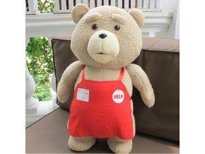 Ted medvídek plyšový