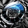 Módní pánské hodinky Geneva