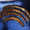 Polšťář měnící barvy na který lze psát prstem