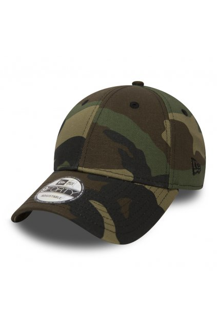 NEW ERA FLAG CAMO A FRAME 9FORTY