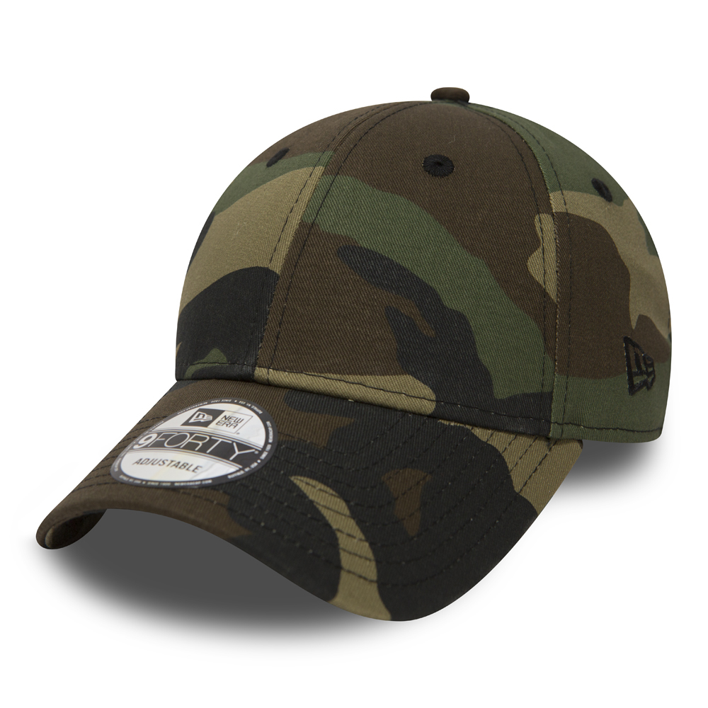 New Era Kšiltovka - NEW ERA FLAG CAMO A FRAME 9FORTY