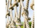 Šplhací lana, sítě