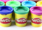 Play Doh kelímky