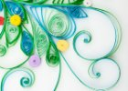 Quilling, Mozaiky, Spirály