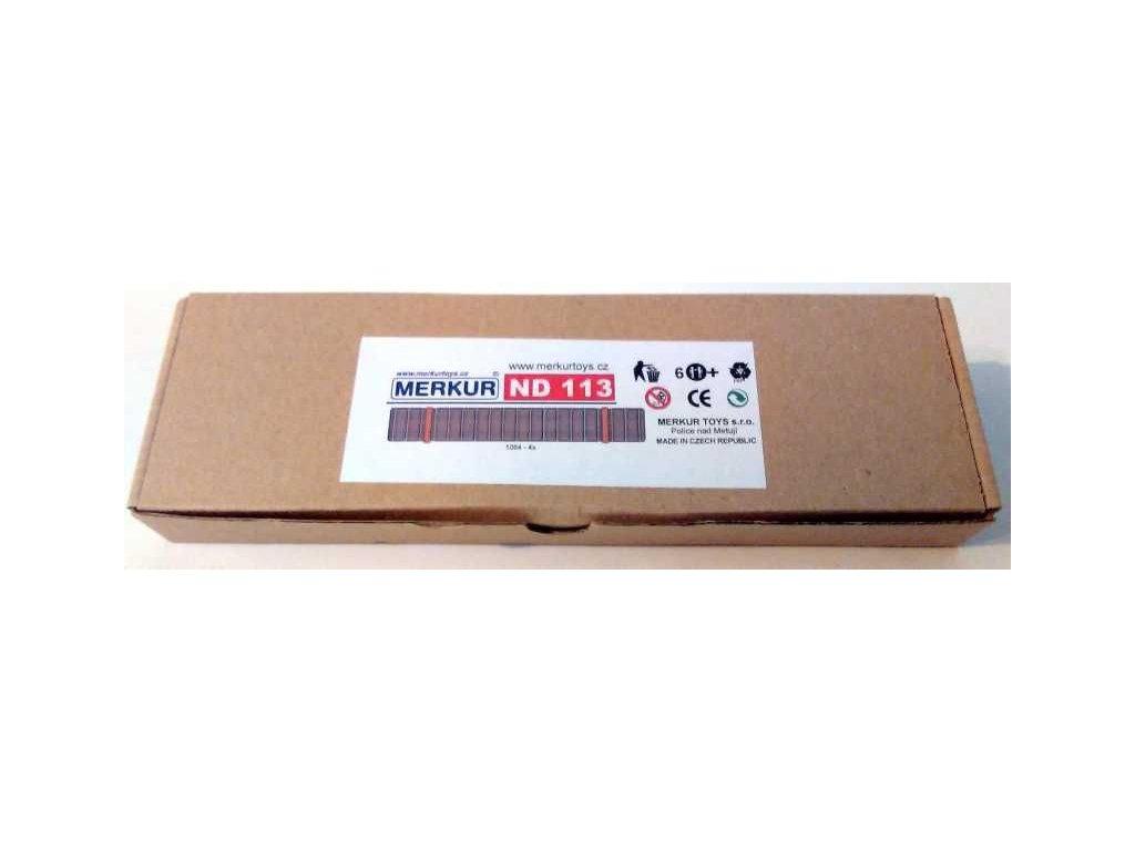 Merkur náhradní díly ND 113 - gumové pásy