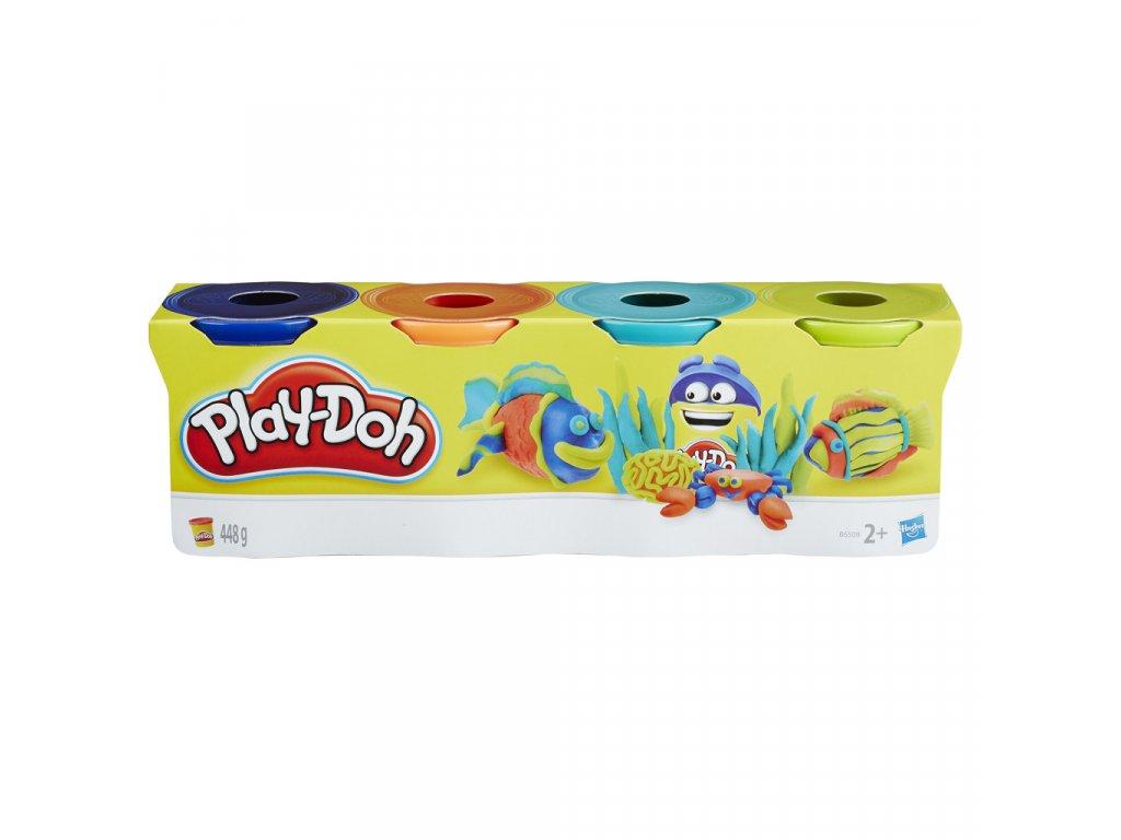 Play-Doh Balení 4ks kelímků