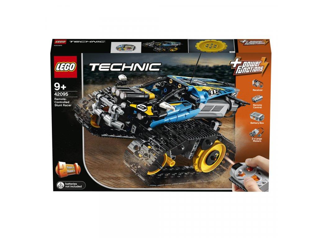 LEGO® Technic™ 42095 Kaskadérské závodní auto na d