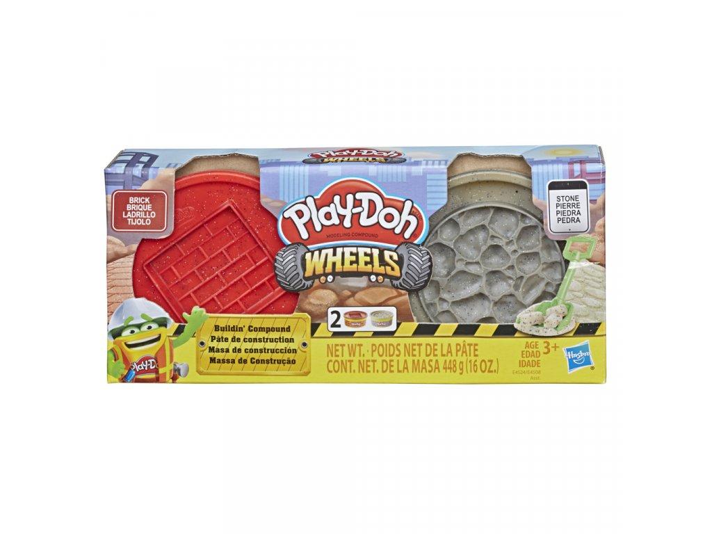 Play-Doh Wheels Stavební modelína