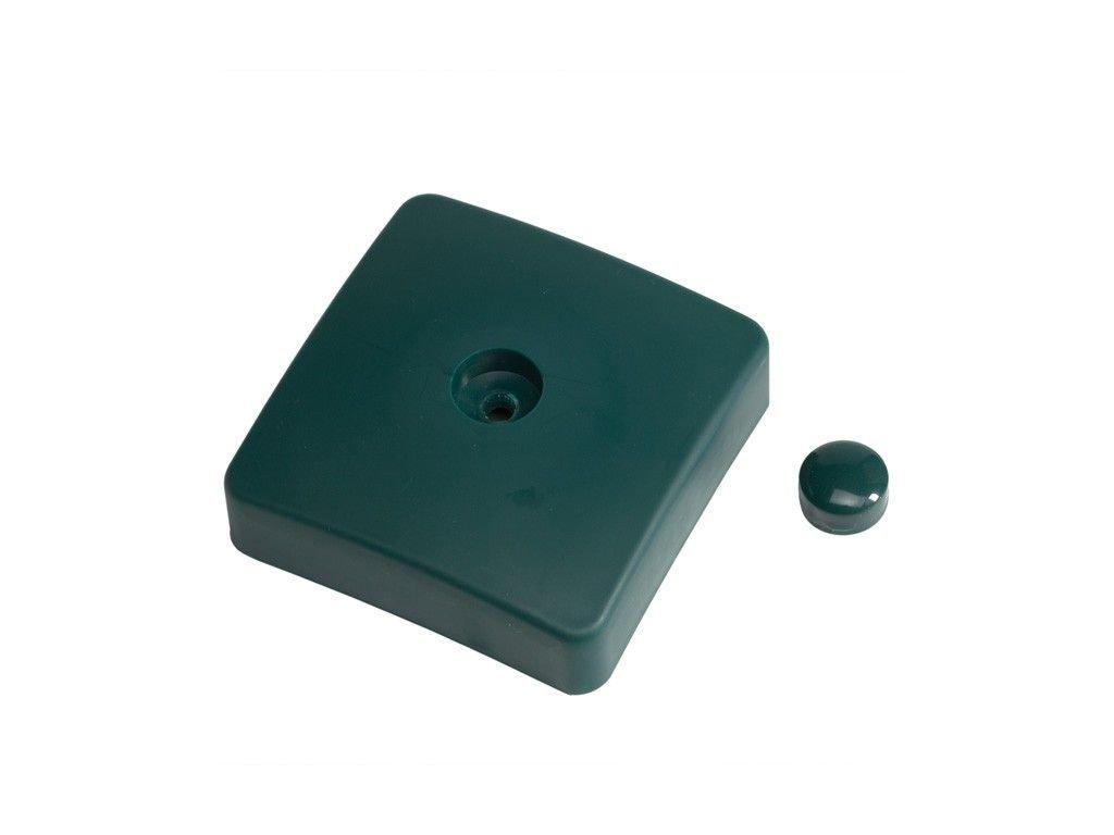 Plastová krytka - hranol 120 x 120 mm KAXL