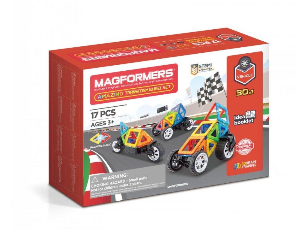 Magformers Magformers Transform Wheel Bugy