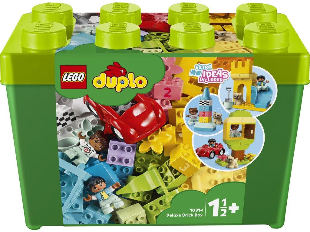 LEGO® DUPLO 10914 Velký box s kostkami