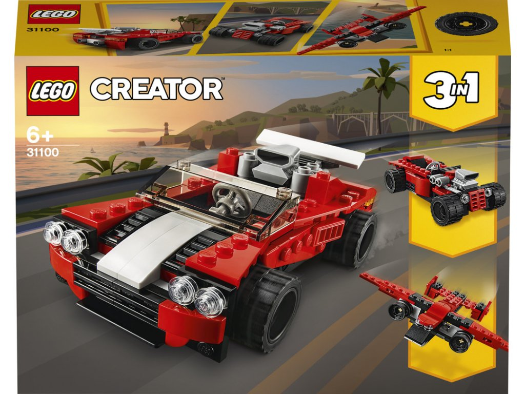 LEGO® Creator 31100 Sporťák