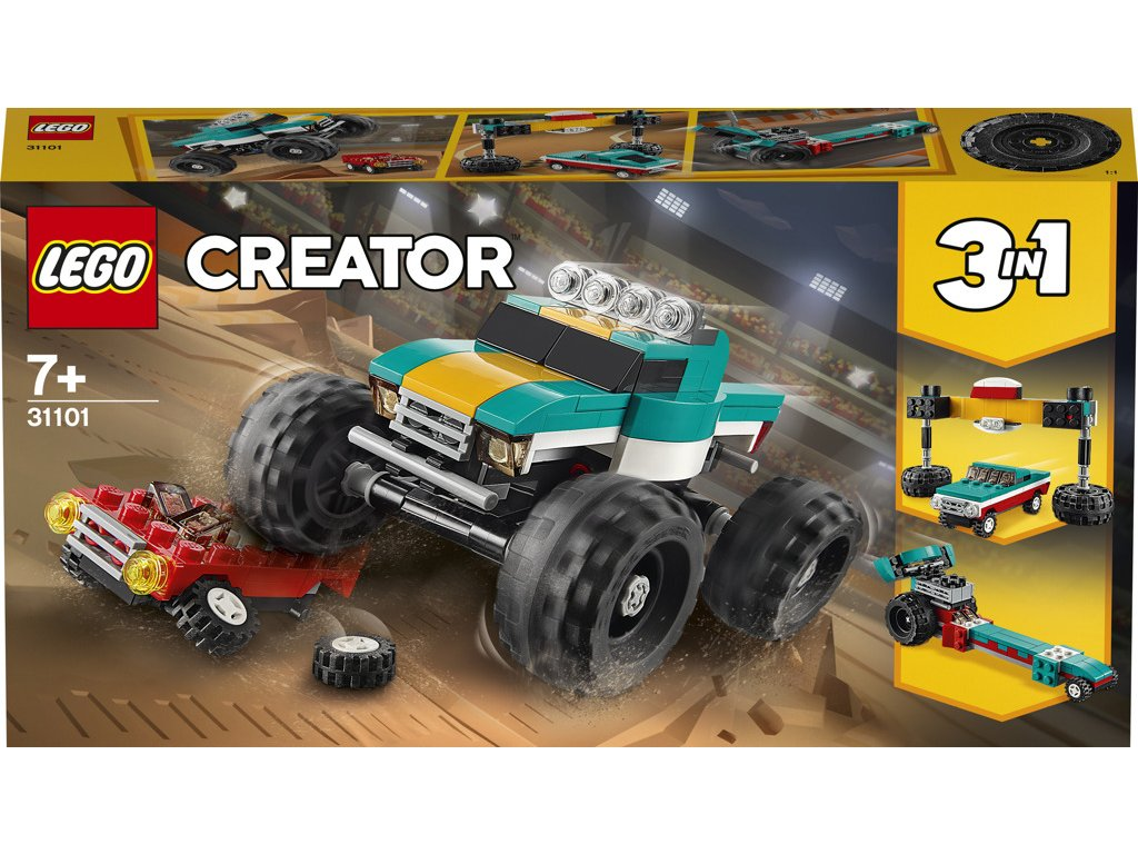 LEGO® Creator 31101 Monster truck