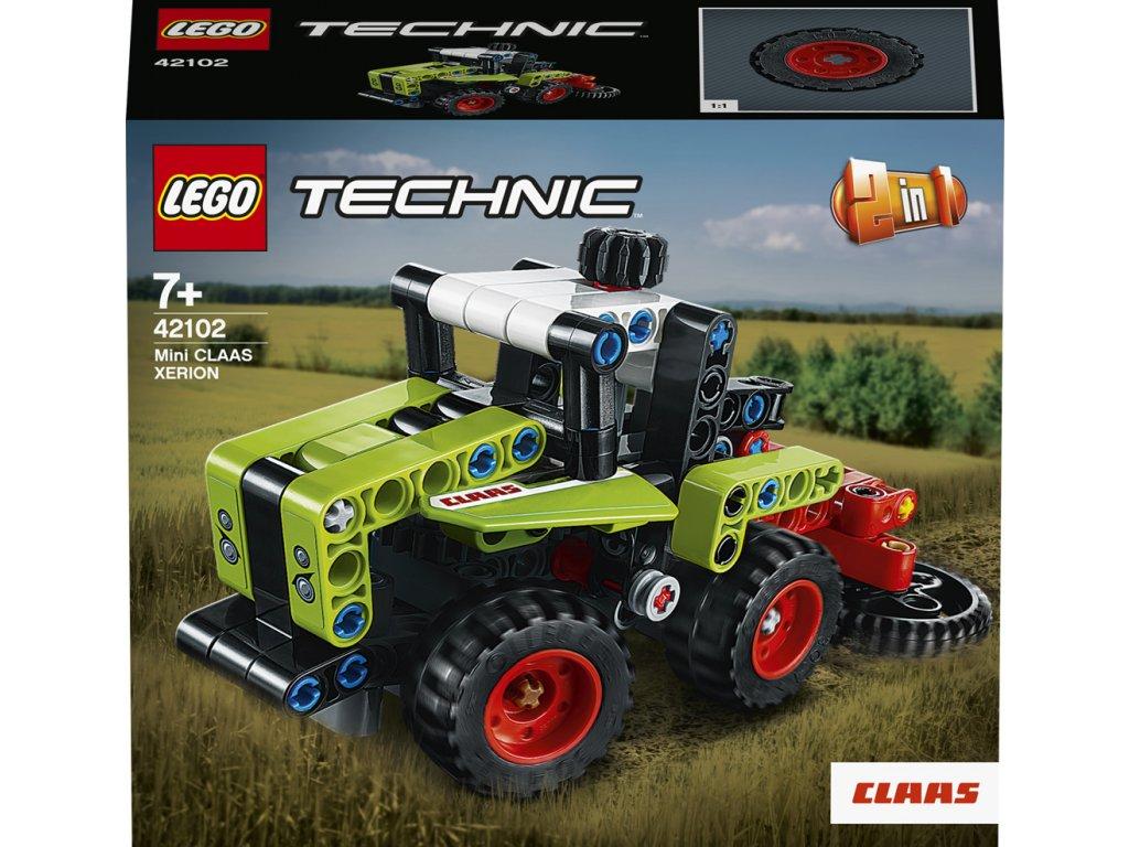 LEGO® Technic™ 42102 Mini Claas Xerion